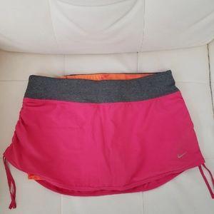 NWT Nike workout short/skirt